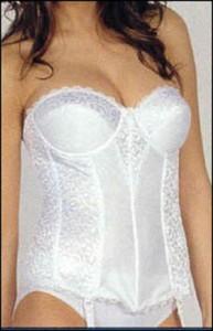 Bridal Bra/Corset