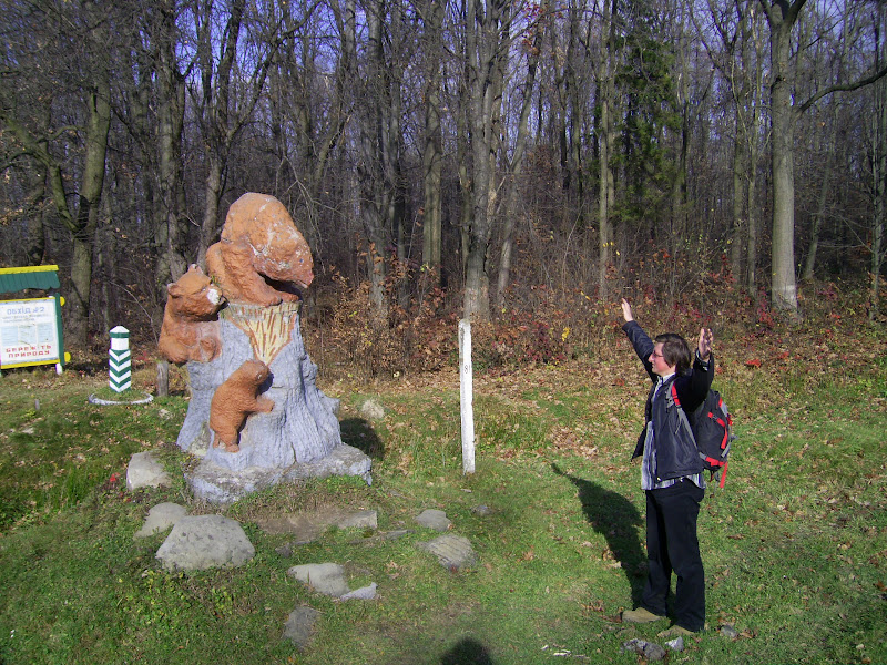 """Моя інтерпретація хрестоматійного """"Превед, ведмед!"""""""