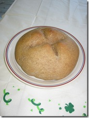 Irish Soda bread 03