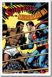 superman muhammad ali one shot
