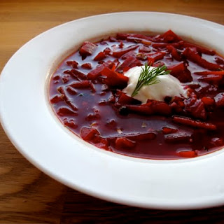Borscht (Just Like Baba's)