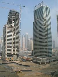 Half built Dubai