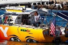 Abby's boat