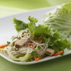 Vietnamese Noodle Wraps