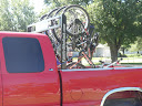 RempRack - Pickup Bike Rack