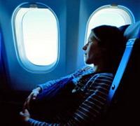 Menggunakan penerbangan saat hamil
