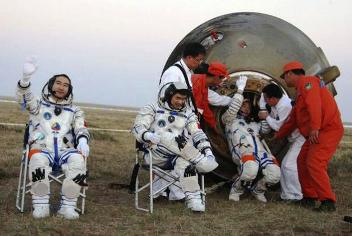Astronot China