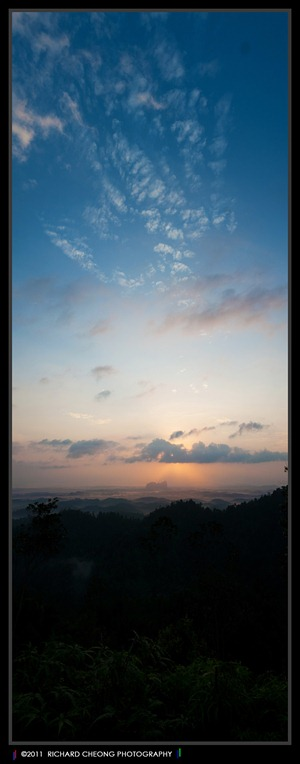 Panorama Hill, Sungai Lembing | © Mike Bravo C Photography 2011