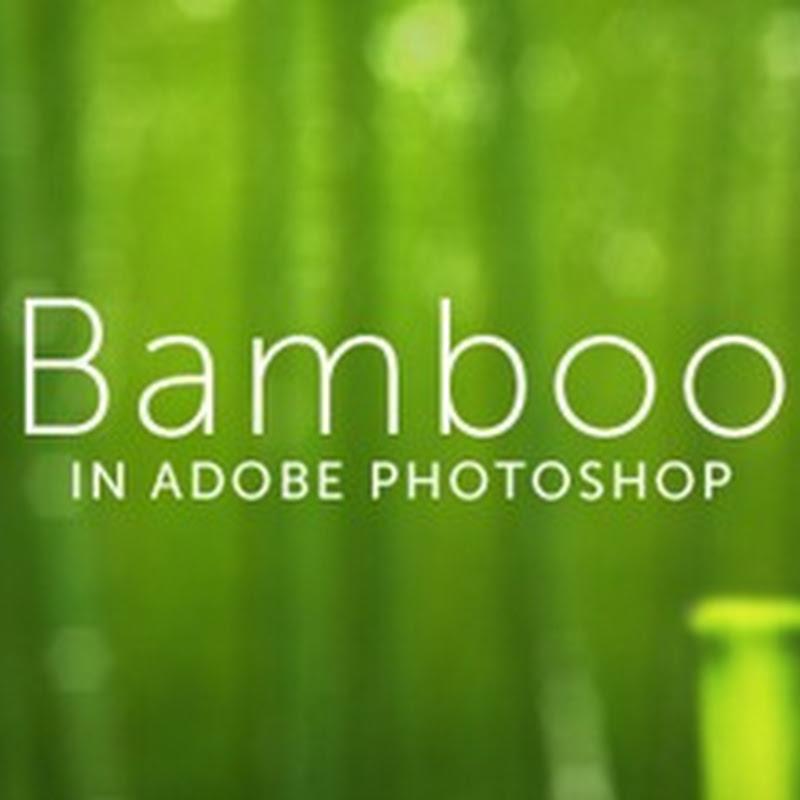 Crear Bamboo en Photoshop