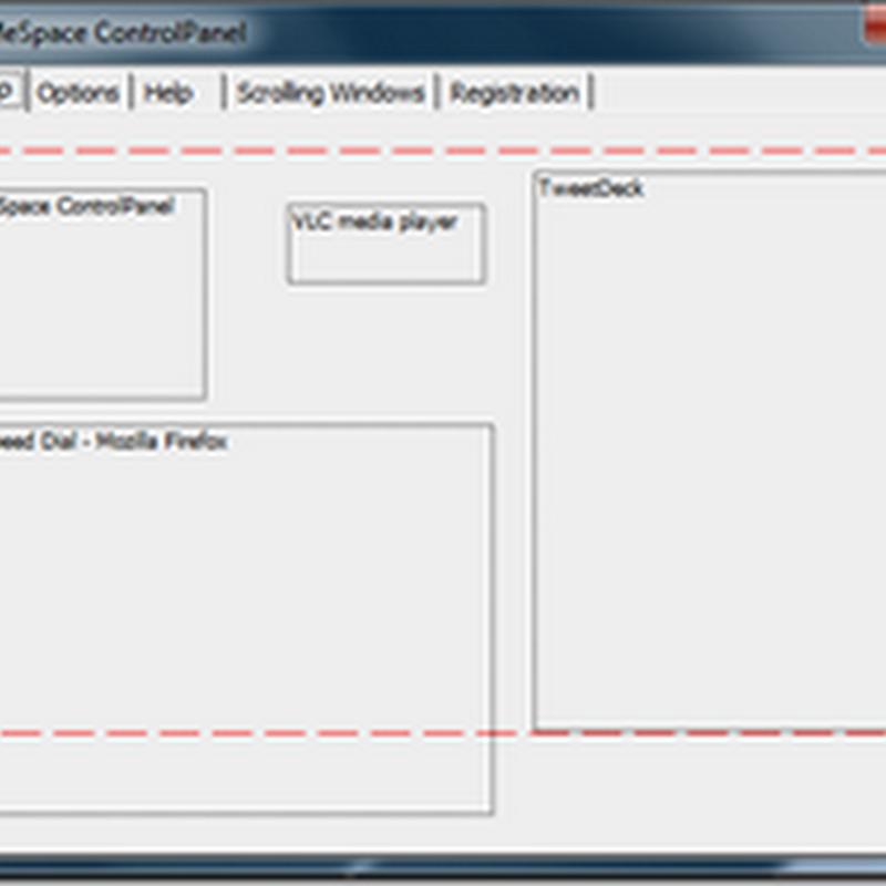 Extiende tu escritorio con GiMeSpace Desktop Extender