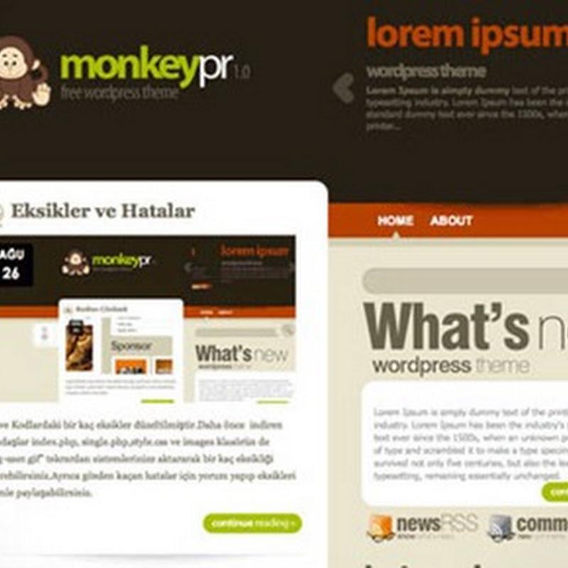 60 temas gratis para Wordpress