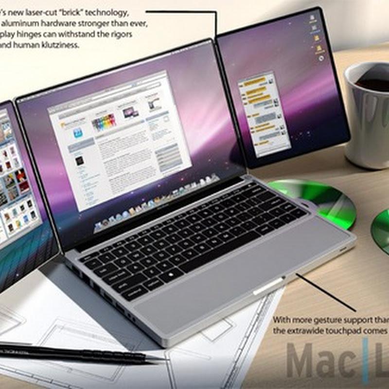 30 locos diseños para los productos Apple