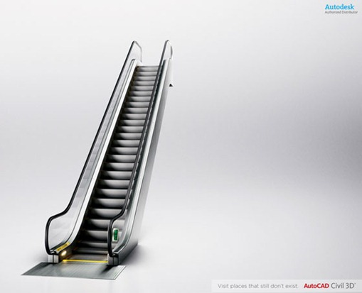 autocad_stair