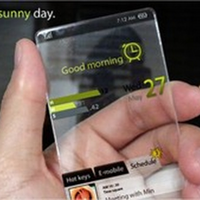 15 diseños de celulares futuristas