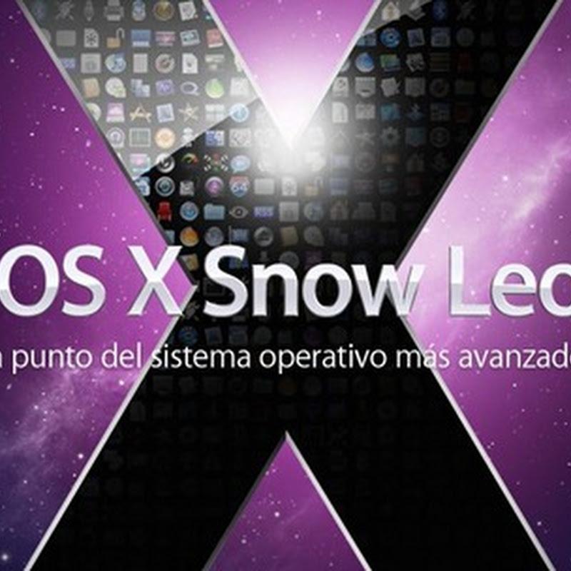 WWDC: Mac OS X Leopard, el más avanzado