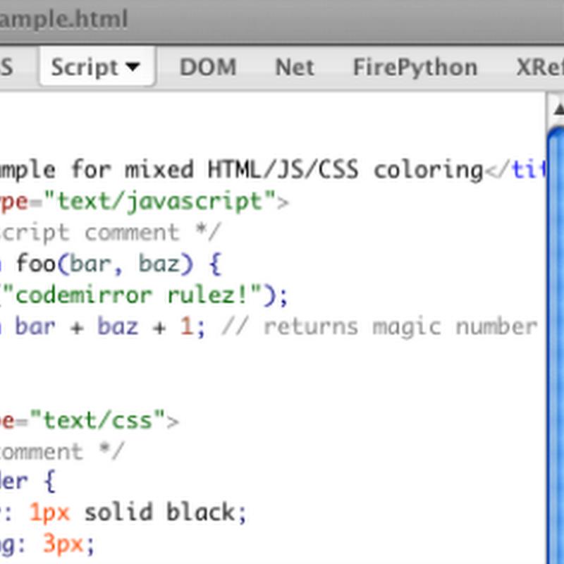 10 extensiones para analizar código en Firefox