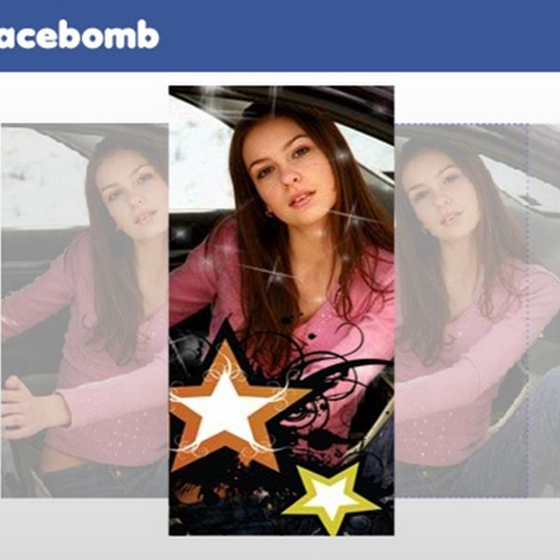 Crea un avatar muy cool para Facebook con Facebomb