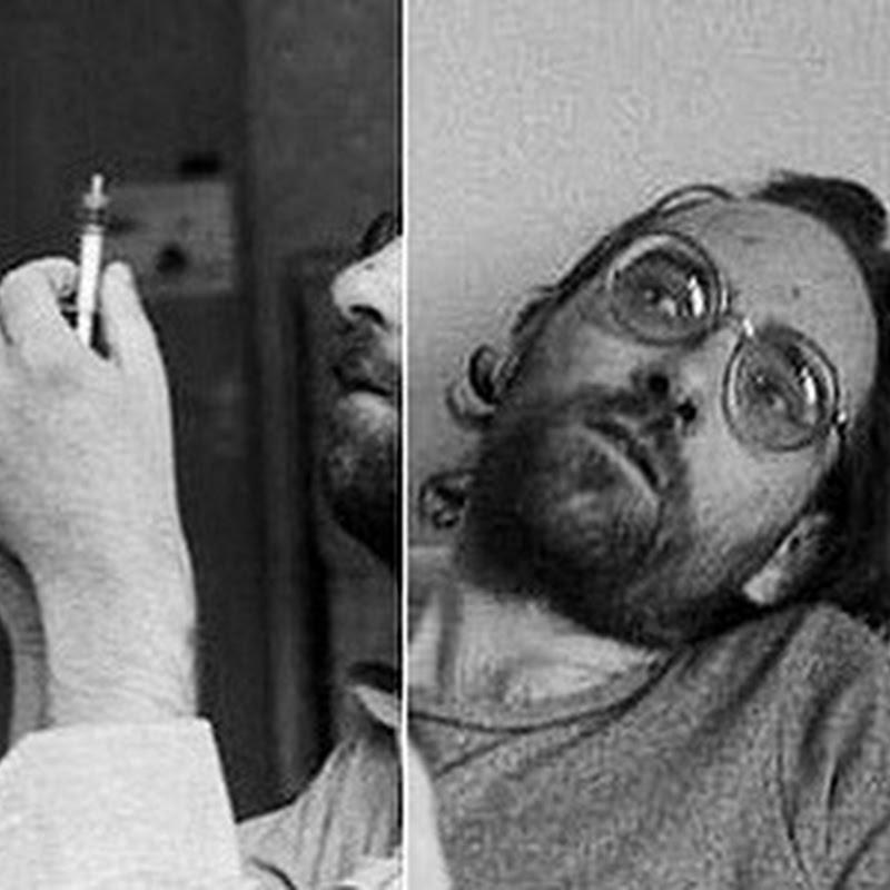 La vida de un drogadicto en 57 fotos