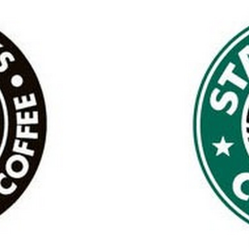 20 logos que han cambiado con el tiempo