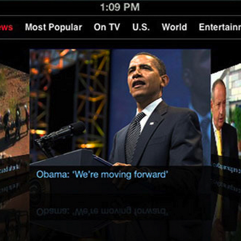 Aplicación de la CNN para el iPhone