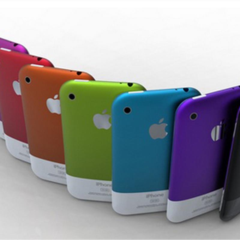 25 conceptos para el nuevo iPhone