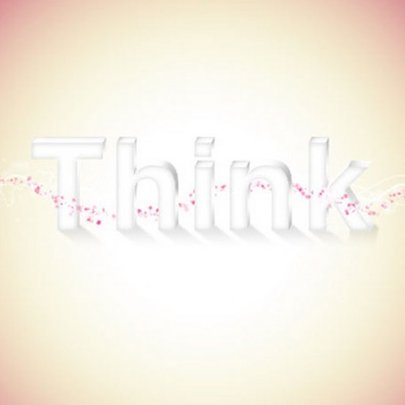 Crear un texto 3D muy femenino en Photoshop