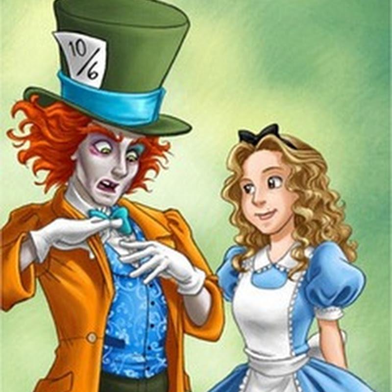 29 magníficos dibujos inspirados en Alicia en el País de las Maravillas