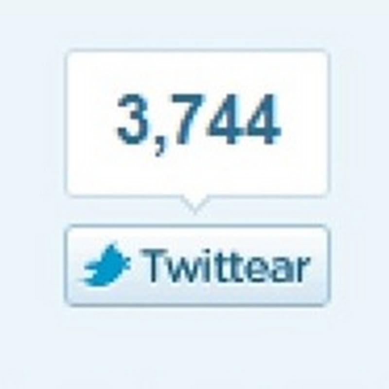 Instalar el botón oficial de Twitter en Blogger