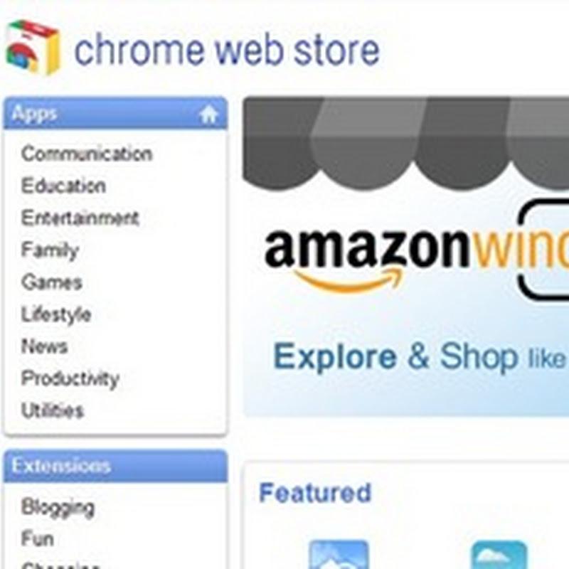 Un análisis profundo a la Chrome Web Store