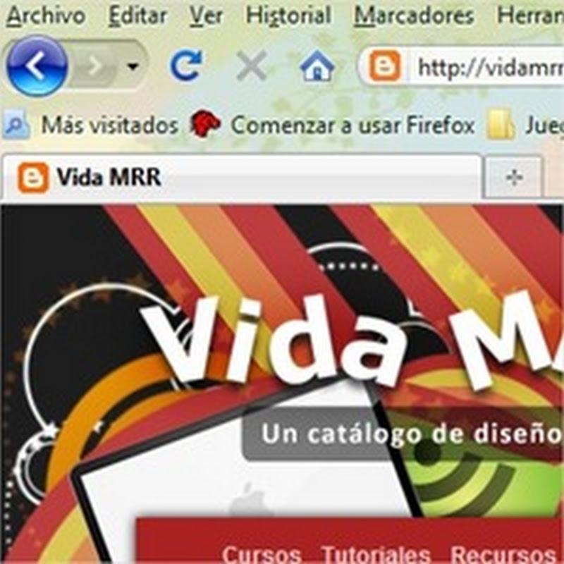 Los 10 mejores temas para Firefox del 2010