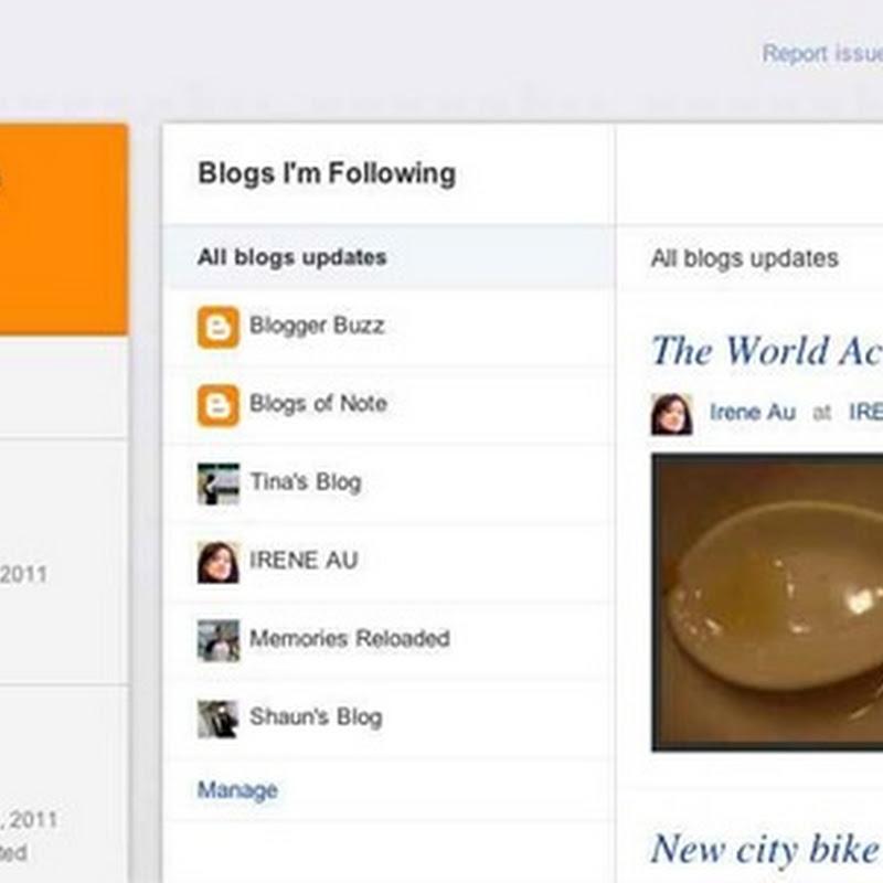 Nuevo diseño para Blogger proximamente
