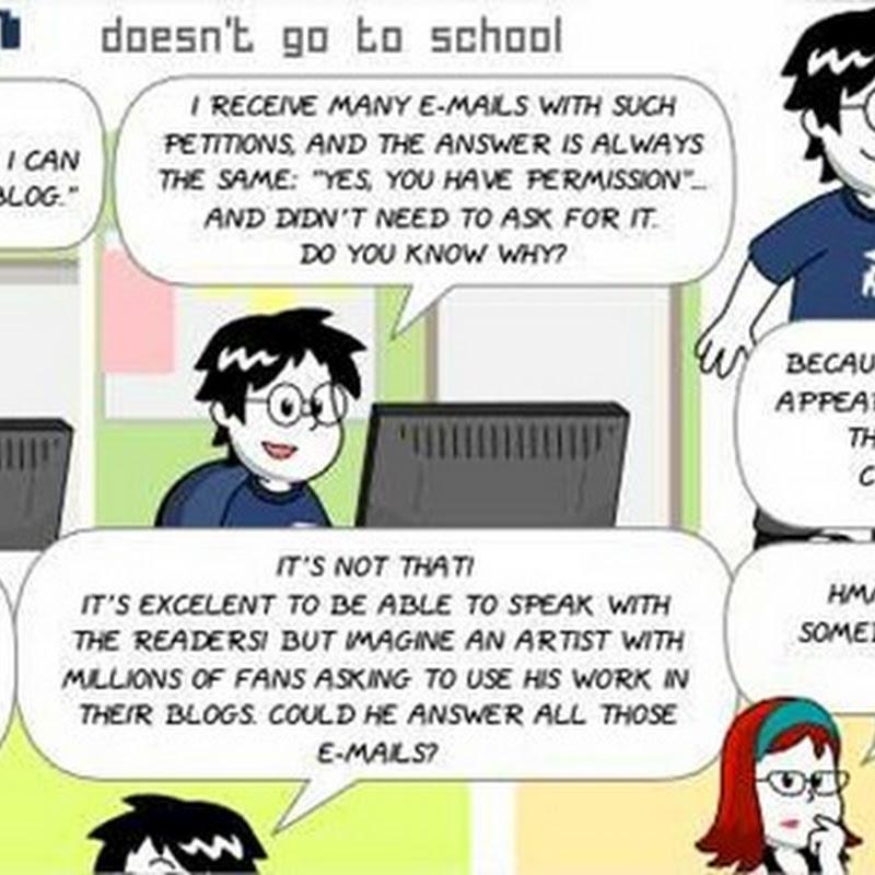 [Infografía] Conociendo los Creative Commons