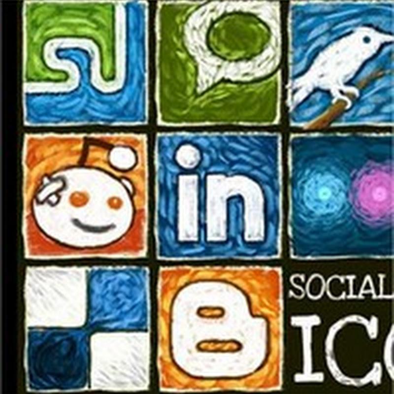 20 iconos para tu sitio web