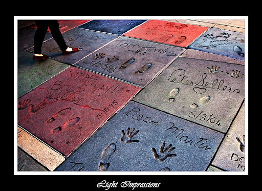 Hollywood Stars Imprints