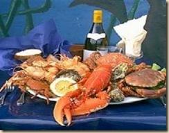 Seafood! Yum!