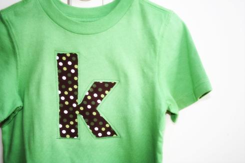 Reverse Garment  Letters