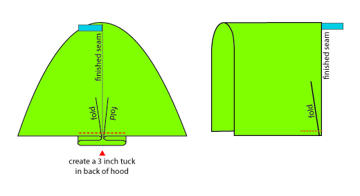 Tutorial Hooded Towel Thingy Popsicle Blog