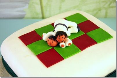 torta cena judo