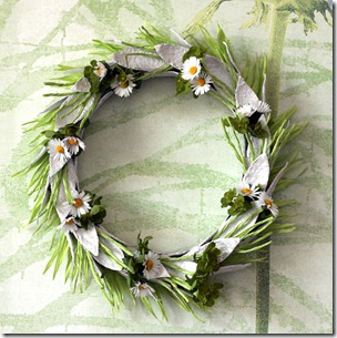 Easter wreath -1