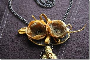 collana fiori organza-4