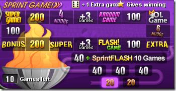 sprintgame