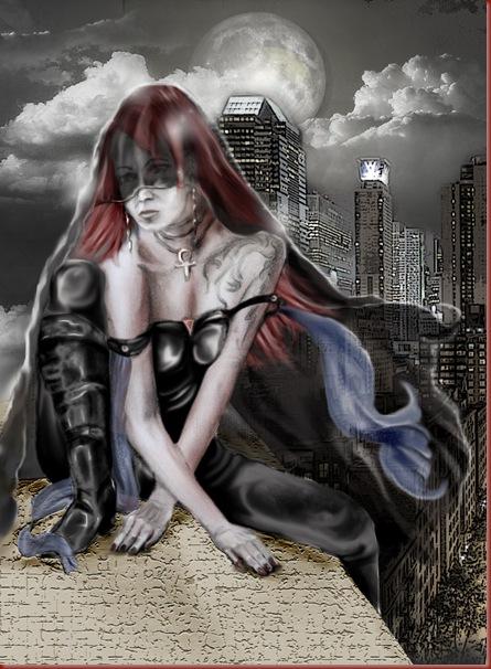 Véu Negro - Luciana Waack