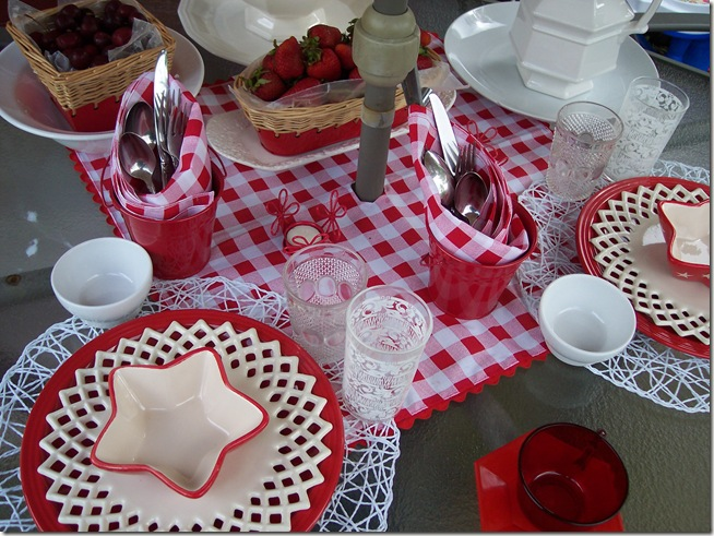 red & white lunch 046