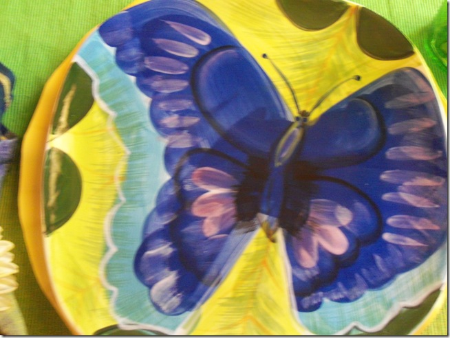 Butterfly table 009