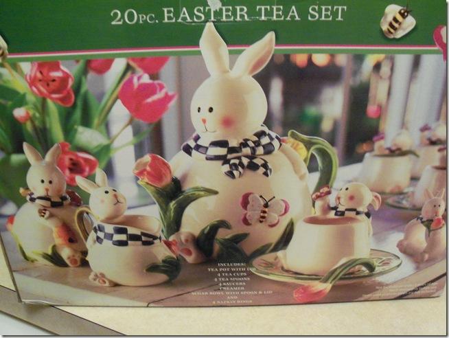 Easter Bunny TEA 001