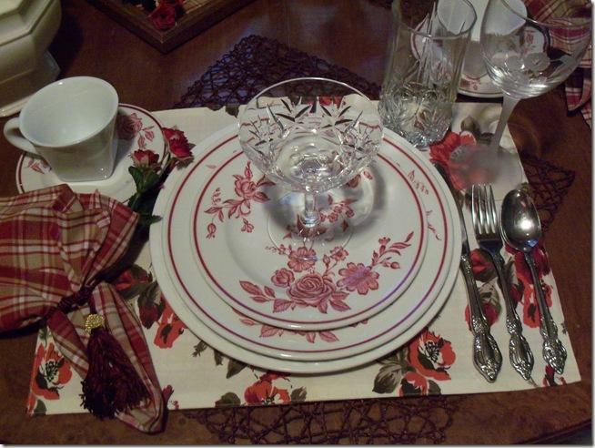 red rose restaurantware 002
