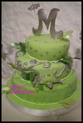 15 -green butterfly
