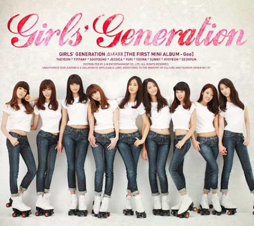 GIRLS' GENERATION - Gee (Japanese Single Album). Genre: Pop