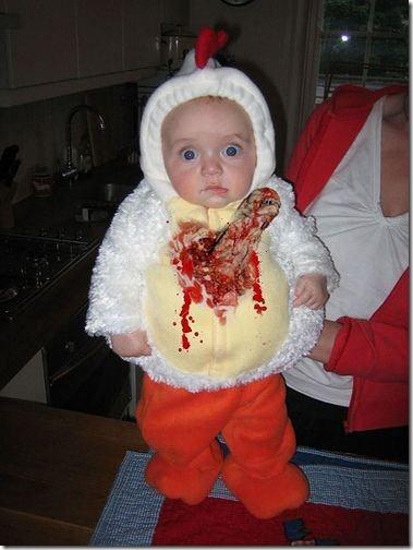 disfraces divertidos para bebé  (13)