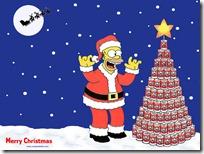 simpson en navidad (4)
